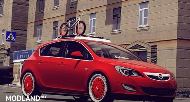 Opel Astra V [2.0]